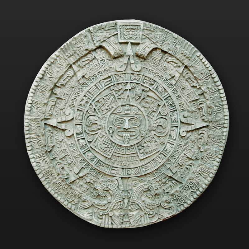 Aztec Mandalas Mandalas For The Soul