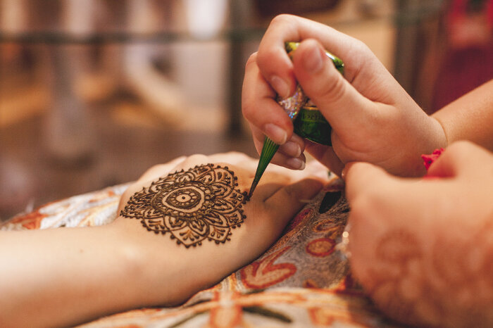 Henna Mandala Mandalas For The Soul