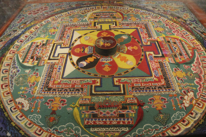 Tibetan Mandalas - Mandalas For The Soul