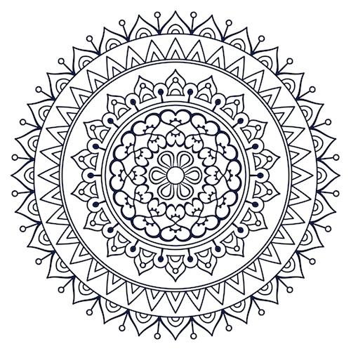 Modern Mandala Designs