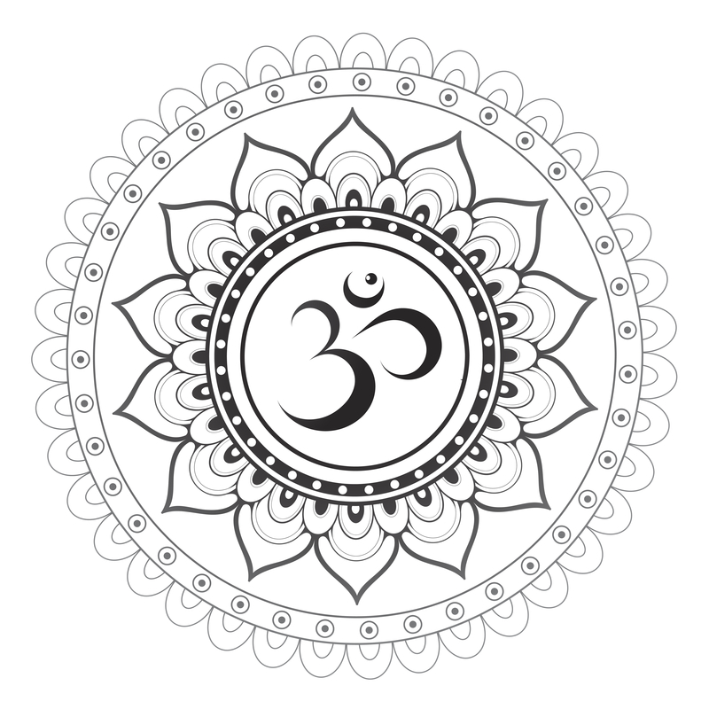Om Mandala - Mandalas For The Soul