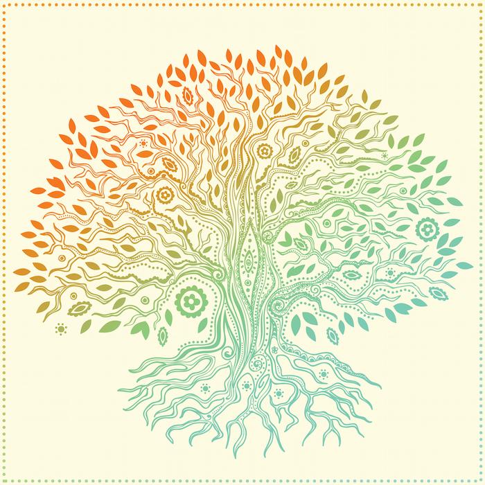 Tree Mandala Mandalas For The Soul